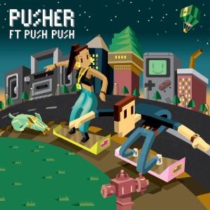 Album Shake Down from Pusher