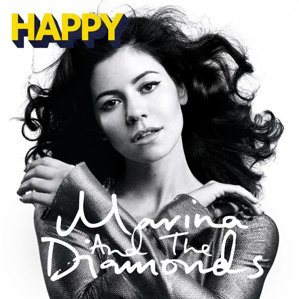 Happy 2014 Marina & The Diamonds