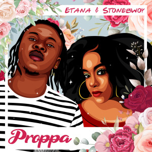 Album Proppa from Etana