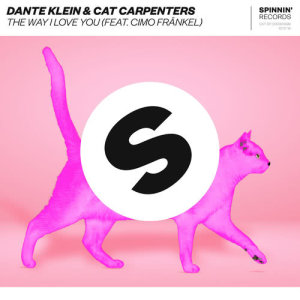 Album The Way I Love You (feat. Cimo Fränkel) from Dante Klein