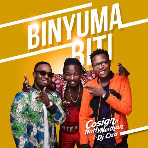 Album Binyuma Biti from Dj Ciza