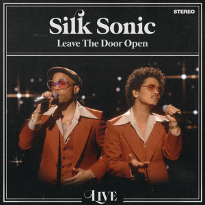 Album Leave The Door Open (Live) from Silk Sonic