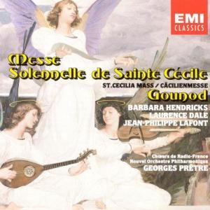 收聽Georges Pretre的Messe solennelle de Sainte Cécile: Gloria歌詞歌曲
