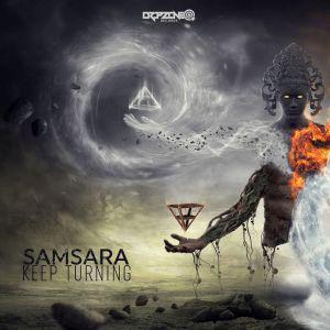 Album Keep Turning from Samsara