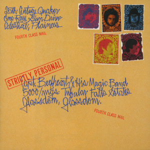 Strictly Personal 1968 Captain Beefheart & His Magic Band