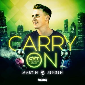 Martin Jensen的專輯Carry On