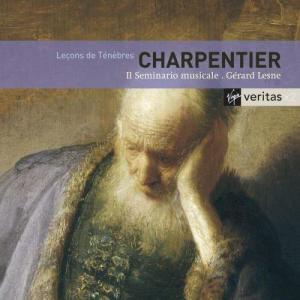 Album Charpentier Leçons De Ténèbres from Gerard Lesne