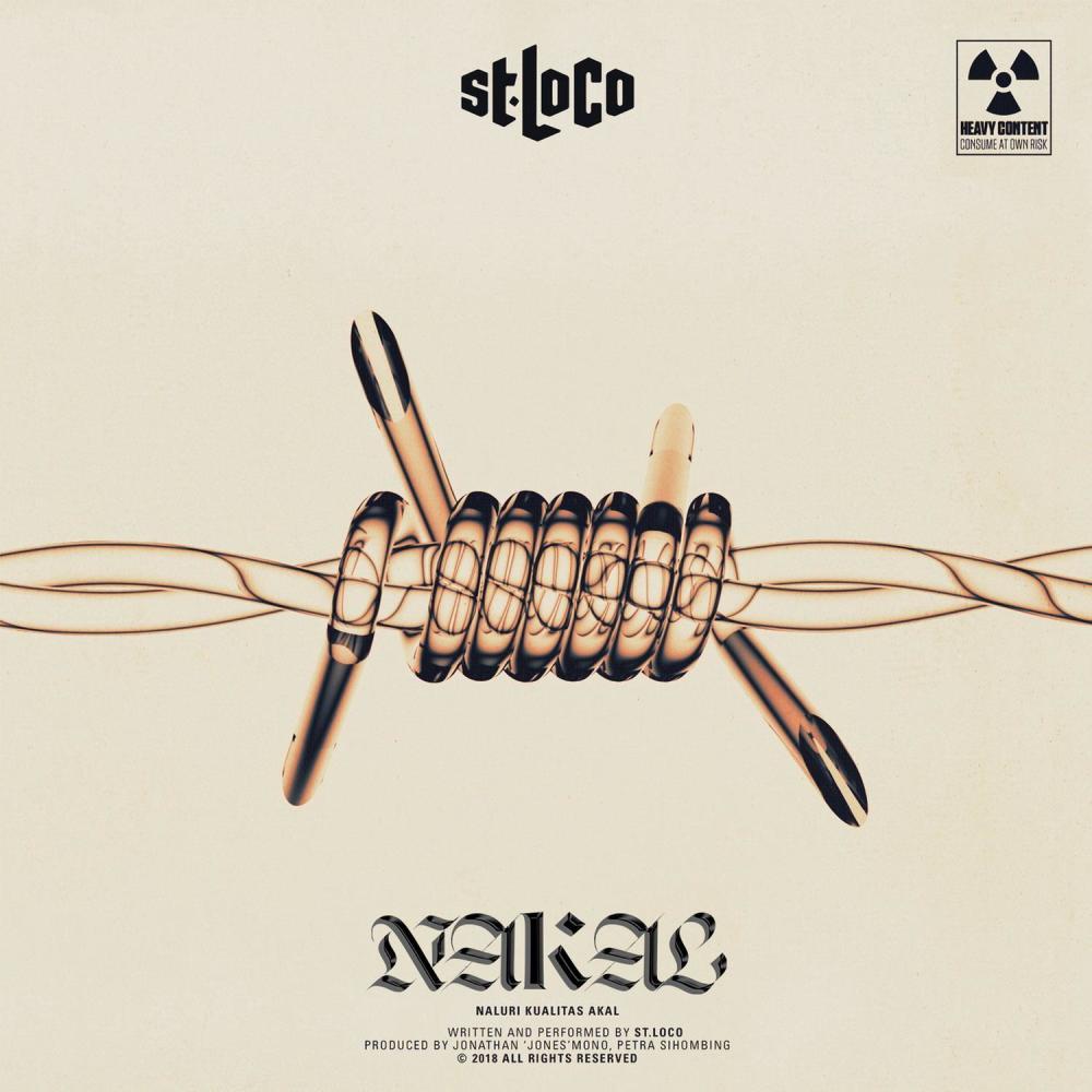 NAKAL (Naluri Kualitas Akal) - Single