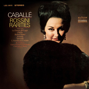 Montserrat Caballé的專輯Rossini Rarities
