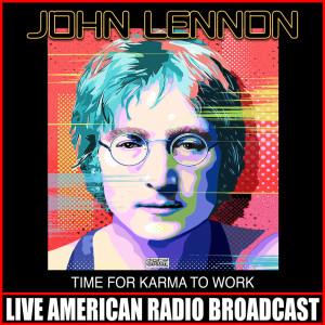 John Lennon的專輯Time For Karma To Work