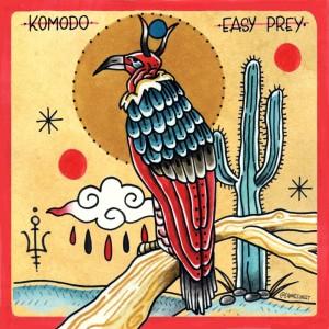 Album Easy Prey from Komodo