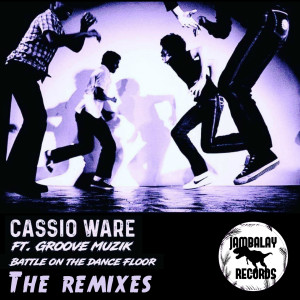 Album Battle On The Dancefloor from Cassio Ware