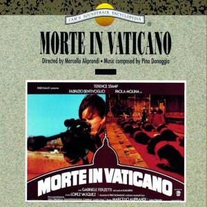 Album Morte in vaticano (Original Motion Picture Soundtrack) from Pino Donaggio