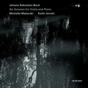 Album Johann Sebastian Bach: Six Sonatas For Violin And Piano from Michelle Makarski