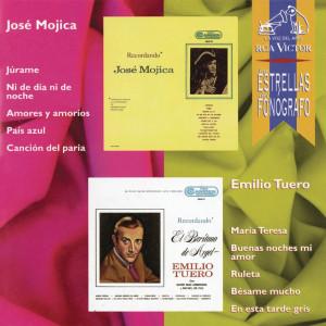 Album Las Estrellas del Fonógrafo RCA Victor from Emilio Tuero