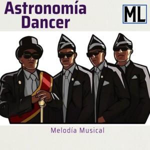 Album Astronomía Dancer from Vice