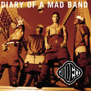 Album Diary Of A Mad Band from Jodeci