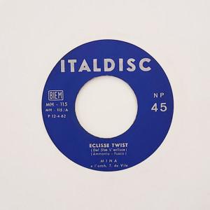 "Eclisse Twist (Dal Film ""Eclisse"" 1962)"