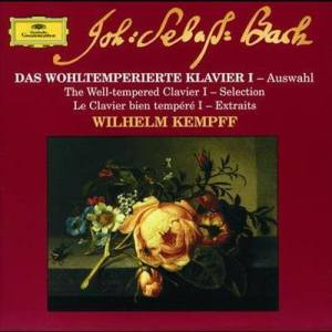 Wilhelm Kempff的專輯Bach: The Well-tempered Clavier I - Selection