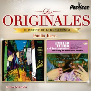 Album Los Originales from Emilio Tuero
