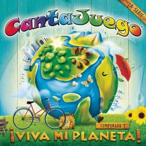 Album ¡Viva Mi Planeta! (Versión Audio) from CantaJuego