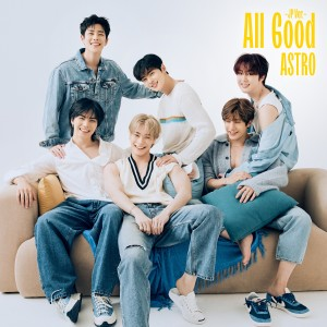 ASTRO的專輯All Good-JP Ver.-