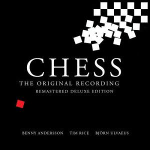 Album Chess from Tim Rice