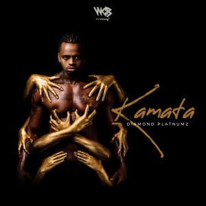 Album Kamata from Diamond Platnumz