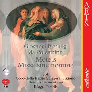Album Palestrina: Motets and Missa sine nomine from Theatrum Instrumentorum