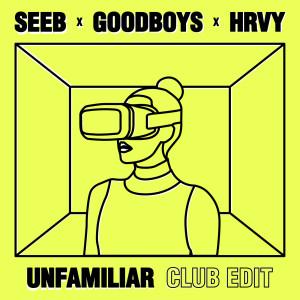 Album Unfamiliar from Goodboys