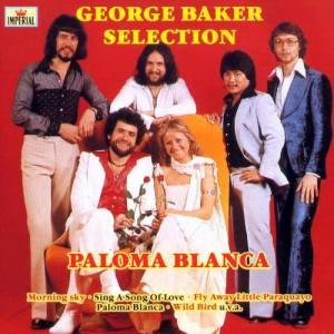 Album Paloma Blanca from George Baker Selection