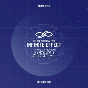 INFINITE的專輯INFINITE EFFECT ADVANCE LIVE