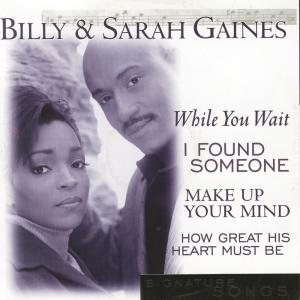 Album Signature Songs from Billy and Myla