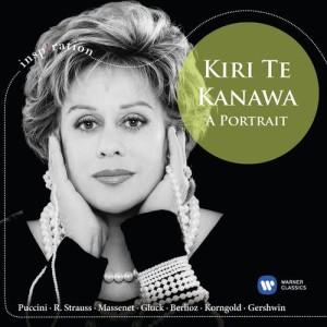 Album Kiri Te Kanawa: A Portrait from Kiri Te Kanawa