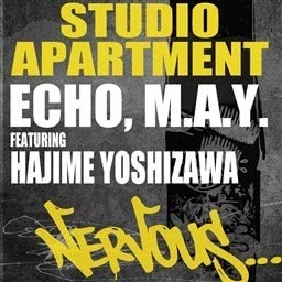 Album Echo, M.A.Y. feat Hajime Yoshizawa from STUDIO APARTMENT