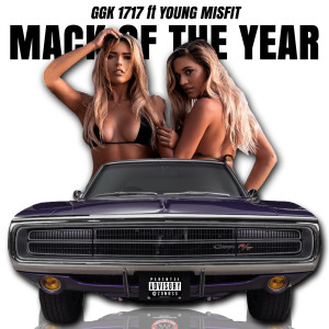 Album Mack of the Year (Explicit) from GGK 1717