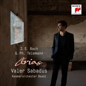 Album Bach & Telemann: Arias from Kammerorchester Basel