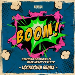 Album Boom (Lockdown Remix) from Stafford Brothers