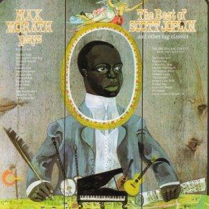 Album The Best Of Scott Joplin from Max Morath