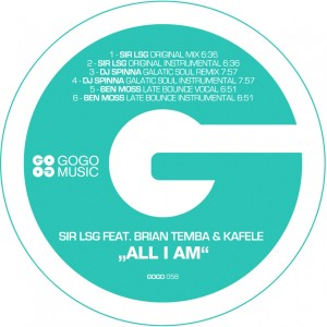 Album All I Am from Sir LSG