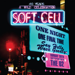 Soft Cell的專輯Say Hello, Wave Goodbye