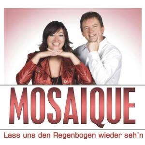 Album Lass uns den Regenbogen wieder seh`n from Mosaique