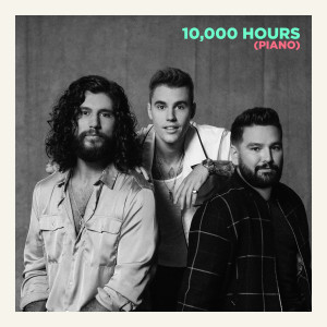Dan + Shay的專輯10,000 Hours (Piano)