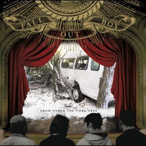 From Under The Cork Tree Limited Tour Edition 2006 Fall Out Boy