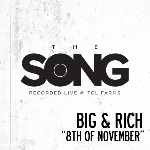 Album 8th of November (The Song Recorded Live @ TGL Farms) from Big & Rich