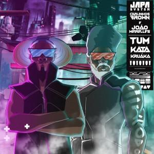 Carlinhos Brown的專輯Tum-Kata-Kruáka