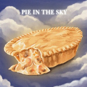 As D的專輯Pie In The Sky