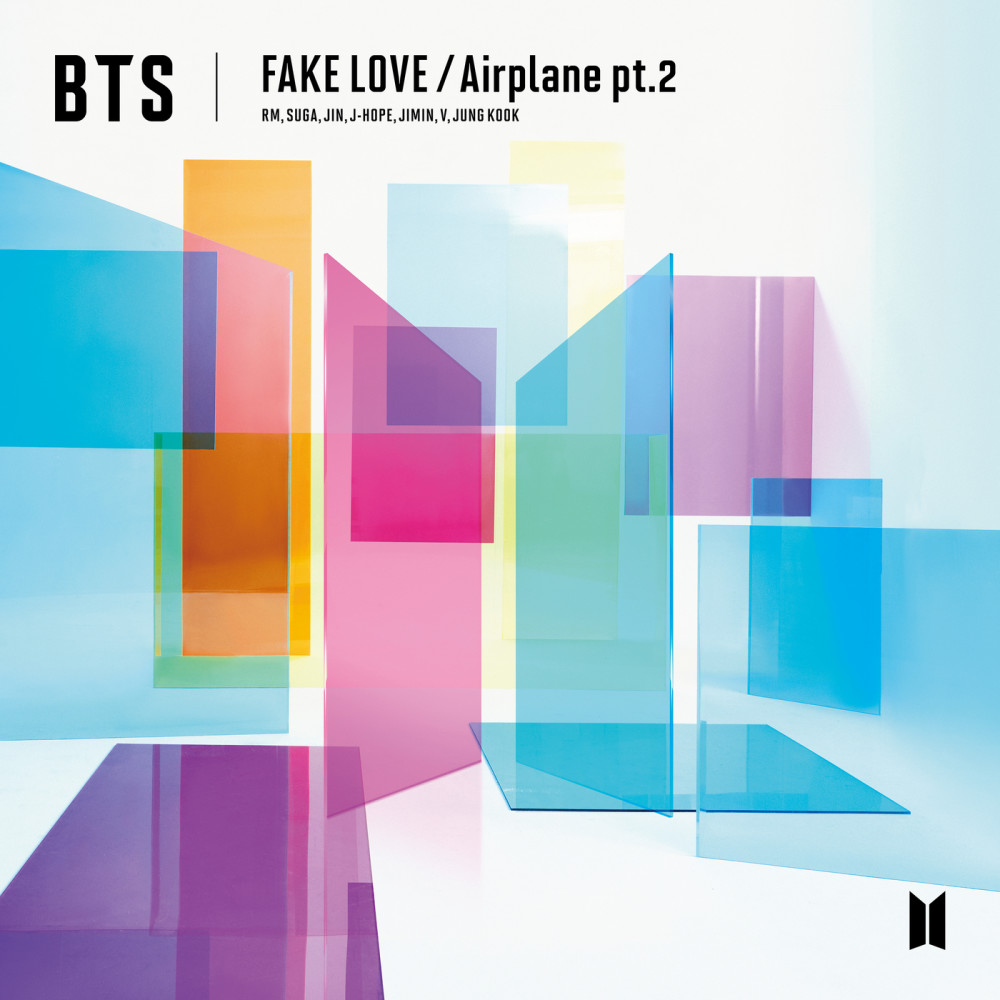Airplane pt.2 (Japanese Version) 2018 BTS