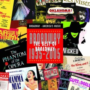 Album Broadway - America's Music from Various Artists