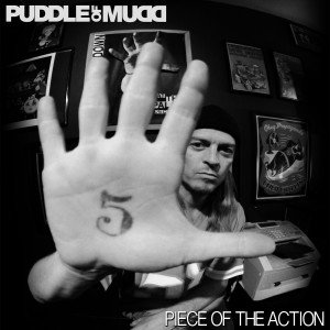 Album Piece of the Action from Puddle Of Mudd